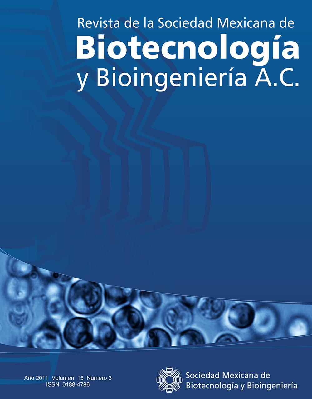 REVISTA BIOTECNOLOGÍA 2011 Vol. 15 Nº3