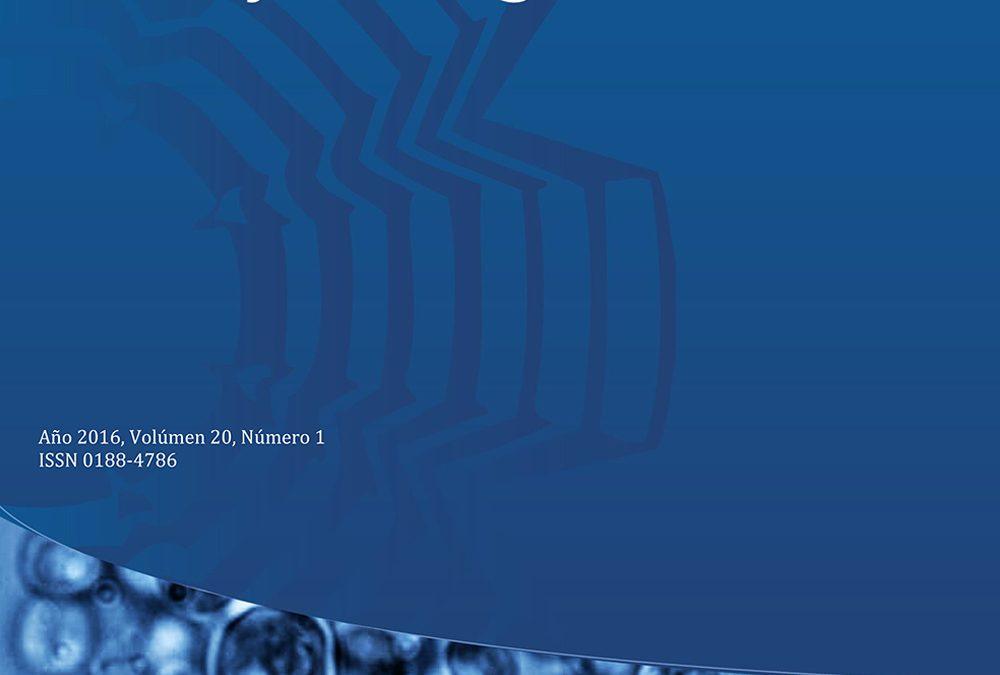 REVISTA BIOTECNOLOGÍA 2017 Vol. 21 Nº3