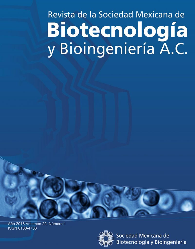 Revista Biotecnología 2018 Vol. 22 No. 1